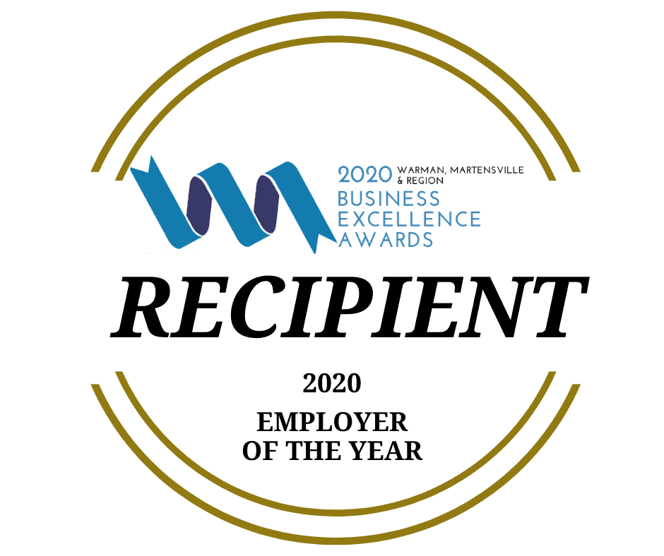 Employer of the Year Badge Aug 2020