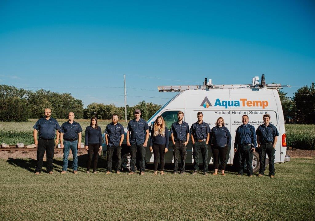 AquaTemp team photo